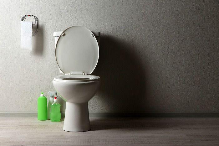 トイレの臭い