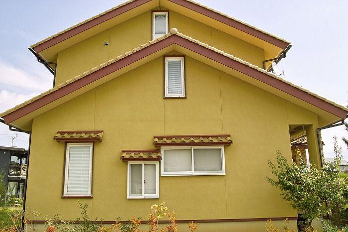 土地建物別で住宅ローンを組みました