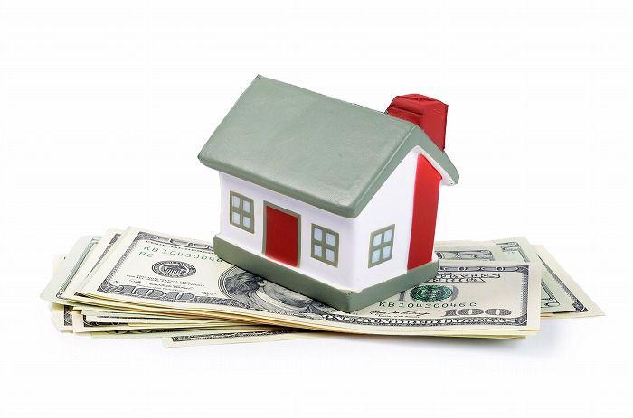住宅と査定額